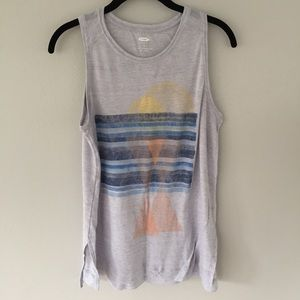 Old Navy Graphic Tank Top